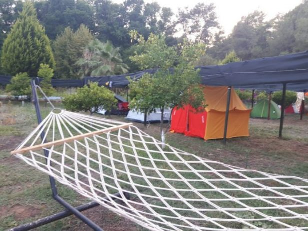 Camp Caretta Kamp Alanı