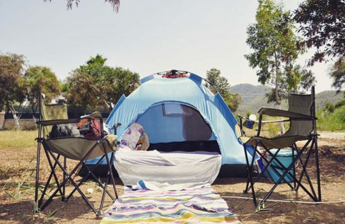Çatlak Beach Camping