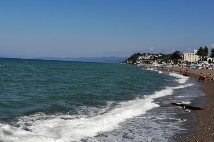 Çuhallı Plajı Kamp Alanı