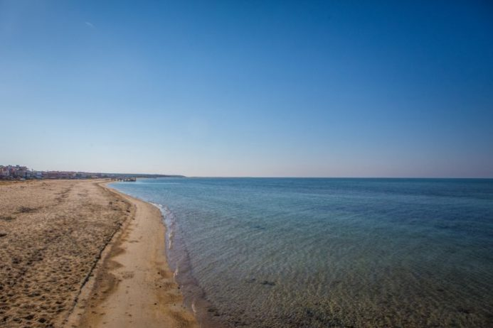 Enez Sahili Kamp Alanı