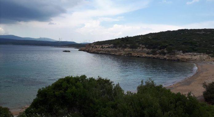 Girlen Plajı