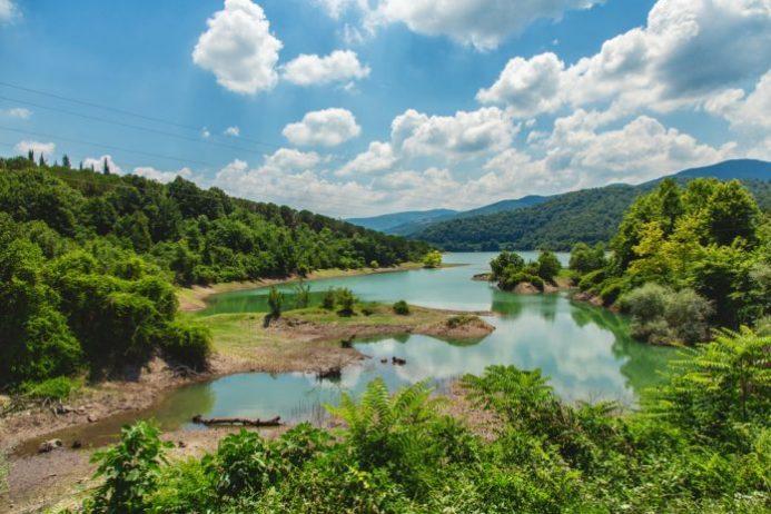 Gökçe Barajı Kamp Alanı