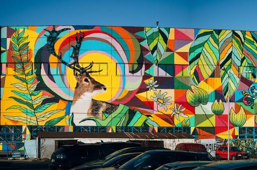 Grafiti Sokağı