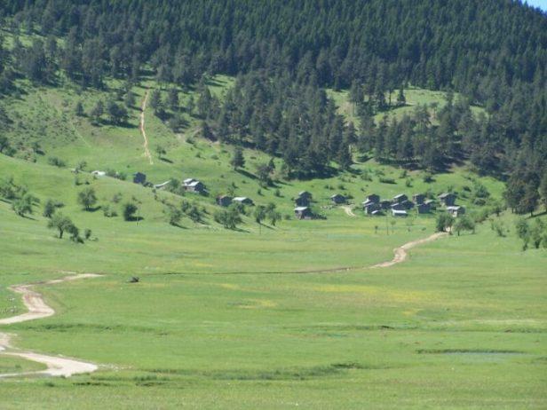 Haccağız Yaylası Kamp Alanı
