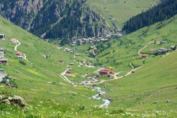 Haldizen (Demirkapı) Yaylası, Trabzon