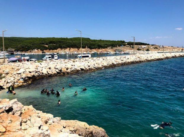 İbrice Limanı Kamp Alanı