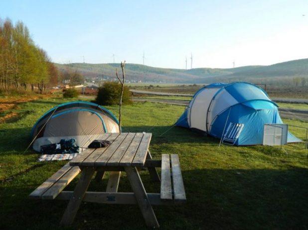 İhsaniye Yaylası Kamp Alanı