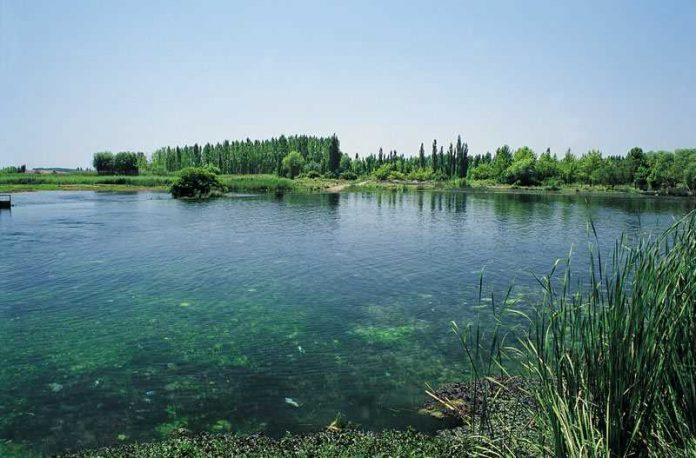 Işıklı Gölü Kamp Alanı