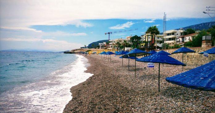 Karaburun Bodrum Plajı