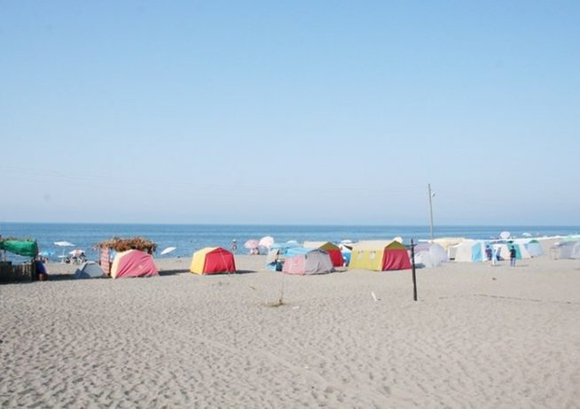 Kocaali Sahili Kamp Alanı
