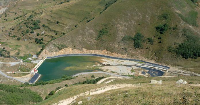 kürtün barajı