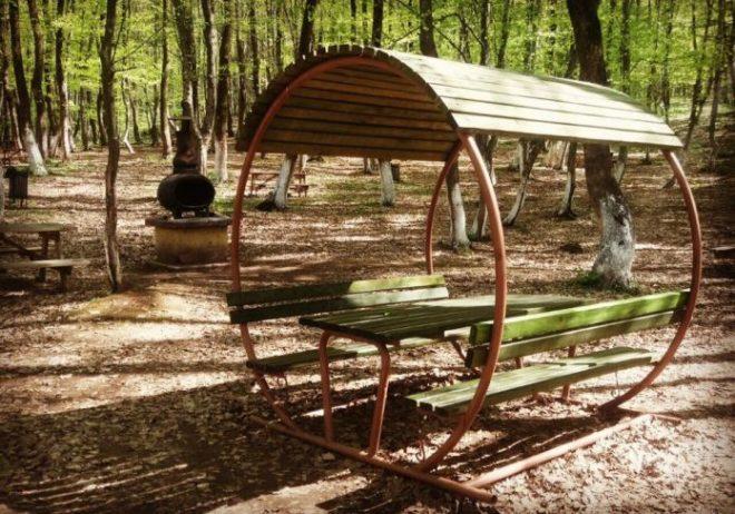 Kuzuluk Tabiat Parkı Kamp Alanı