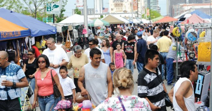maxwell sokak pazarı