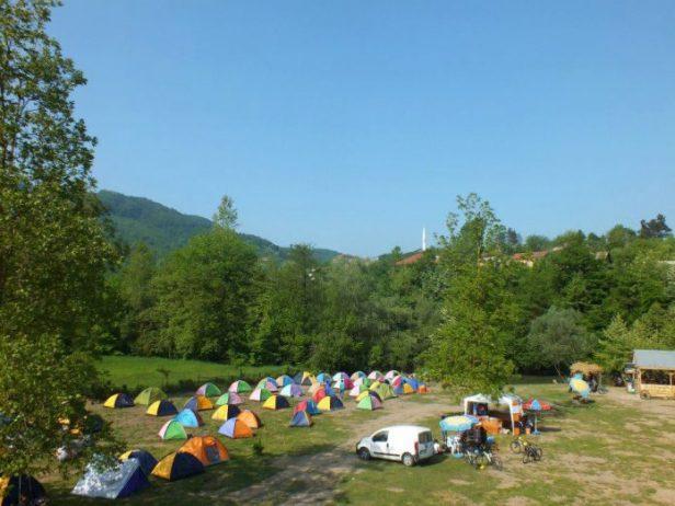 Melen Çayı Kamp Alanı
