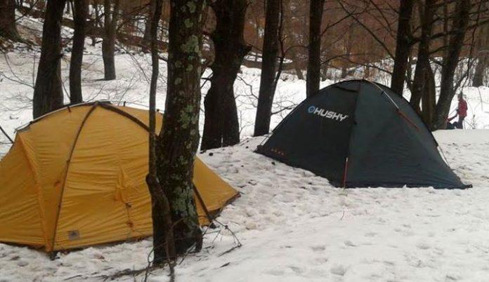 Nikfer Bozdağ Kamp Alanı
