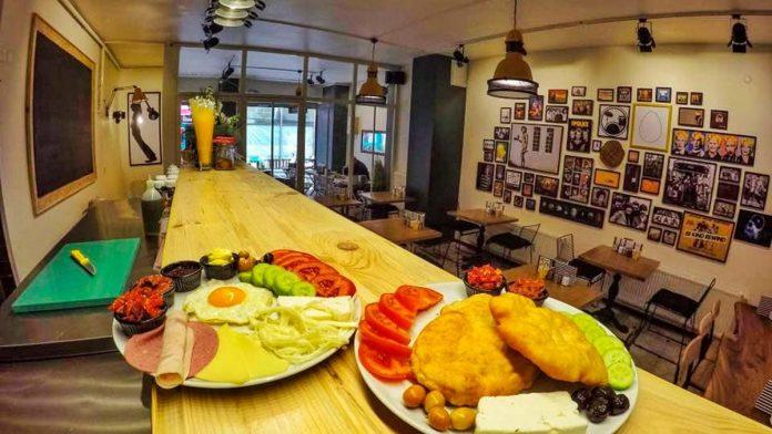 Pişi Breakfast & Burger