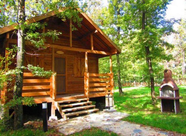 Sakarya İl Ormanı Tabiat Parkı Kamp Alanı