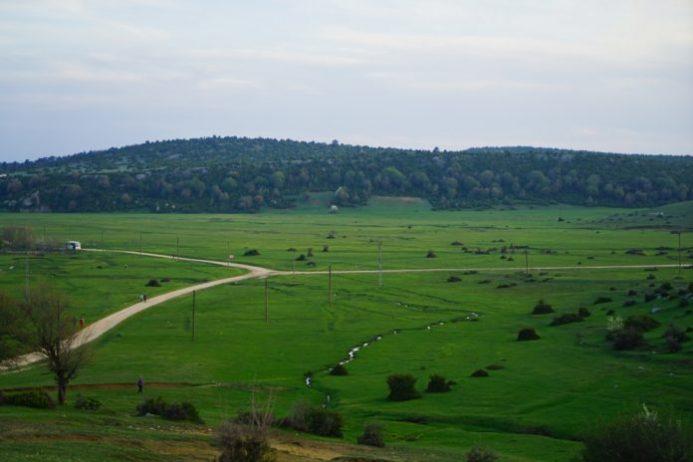 Sakarya Karagöl Yaylası Kamp Alanı