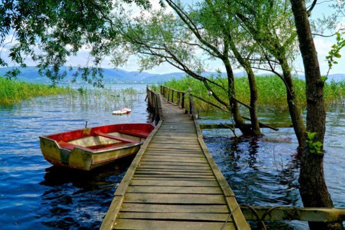 Sapanca Gölü Kamp Alanı