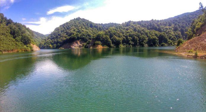 Sarıyayla Barajı Kamp Alanı