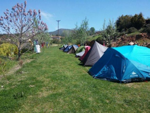 Tepe Camping, Denizli