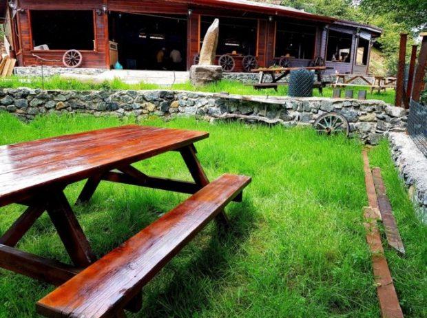 Toptepe Piknik ve Kamp Alanı