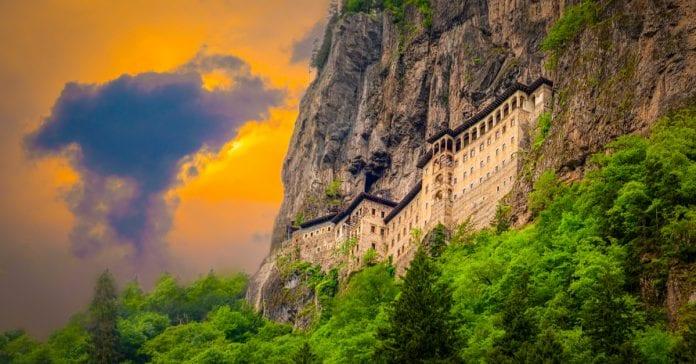 Trabzon tarihi yerler