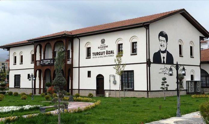 turgut özal müzesi