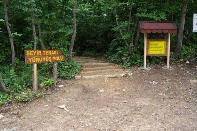 Yoroz Kent Ormanı Kamp Alanı