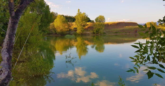alpsarı göleti mesire alanı