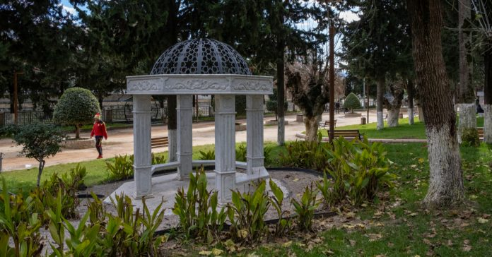 antakya belediye parkı