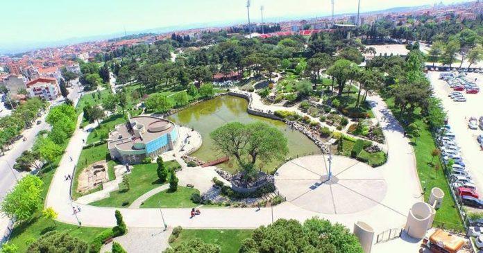 Balıkesir Atatürk Parkı