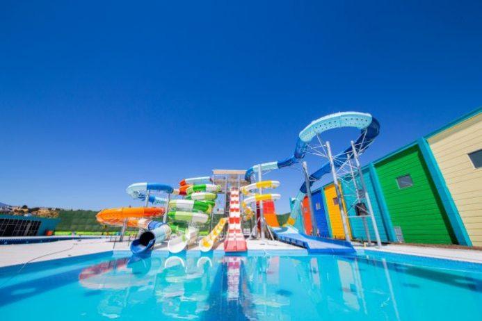 Blueland Lunapark & Aquapark
