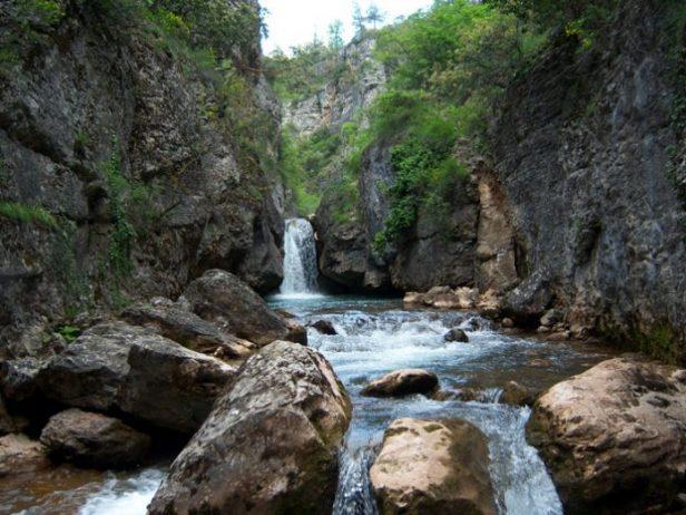 Bulak Mencilis Mağarası Kamp Alanı