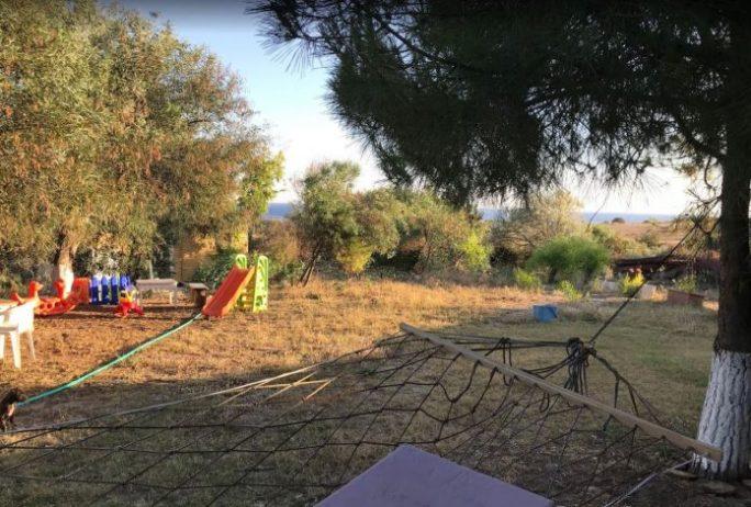 Çeşme Cenlet Vadisi Kamp Alanı