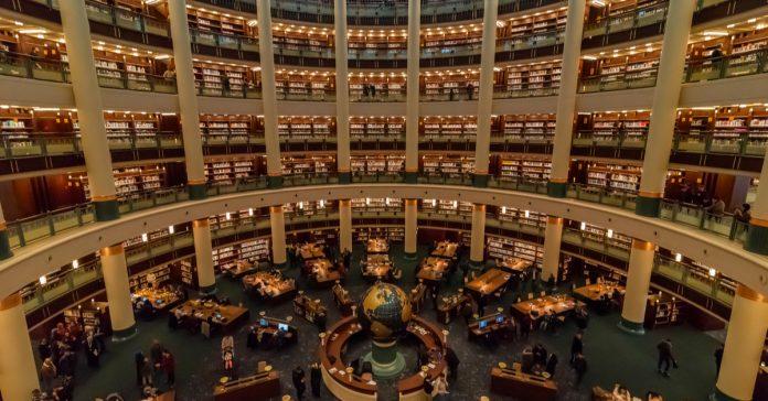 cumhurbaşkanlığı millet kütüphanesi
