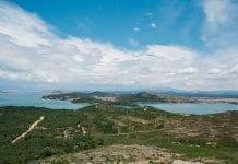Cunda Adası Kamp Yerleri