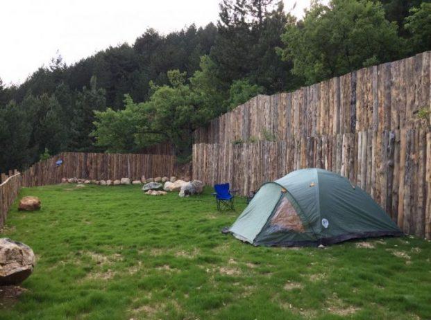 Doğa Cafe ve Rüzgar Konaklama Kamp Alanı