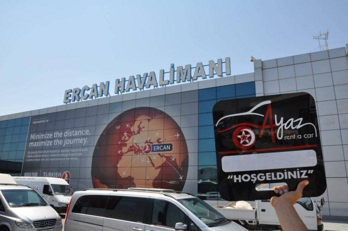 Ercan Havalimanı Araç Kiralama