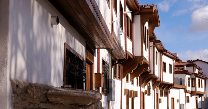 eski çankırı evleri