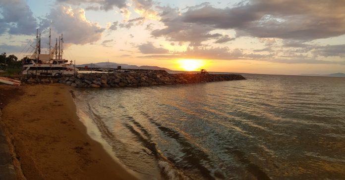 Güzelçamlı Plajı