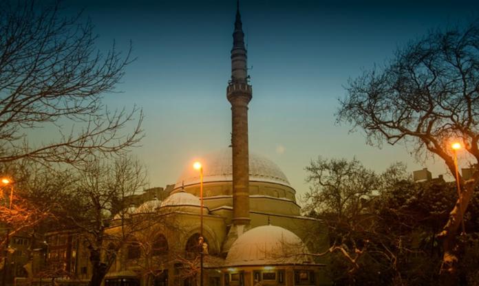 Haydar Çavuş Camii