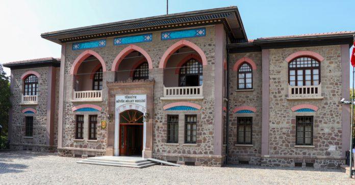 ilk meclis ve kurtuluş savaşı müzesi