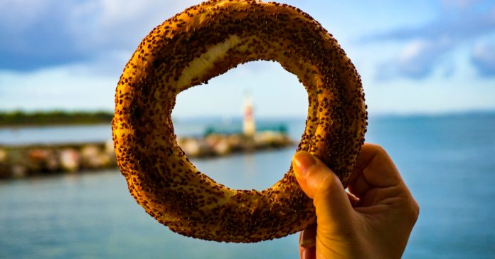 İzmir Gevrek Yemeği