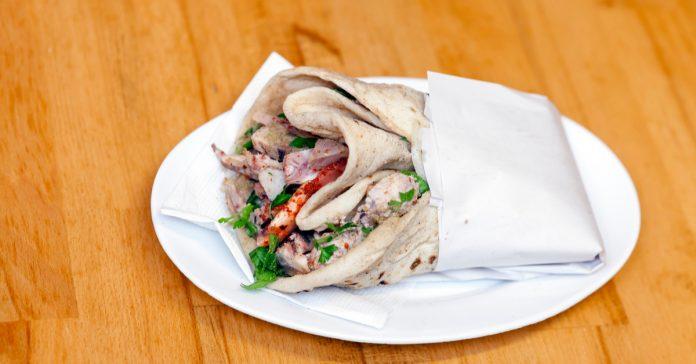 İzmir Söğüş Yemeği