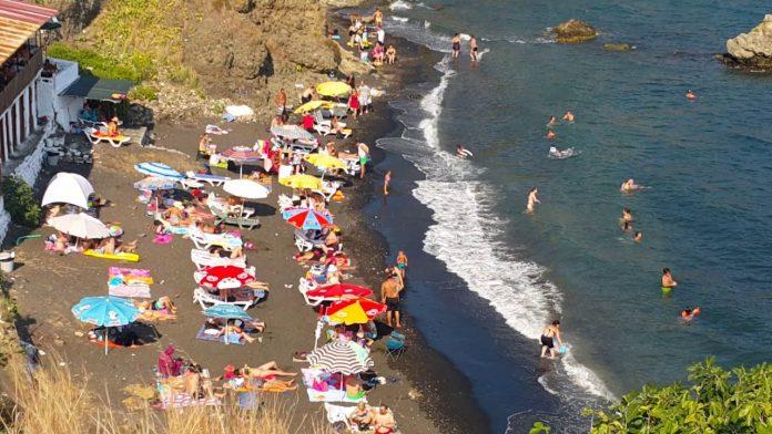 Karakum Plajı Kamp Alanı