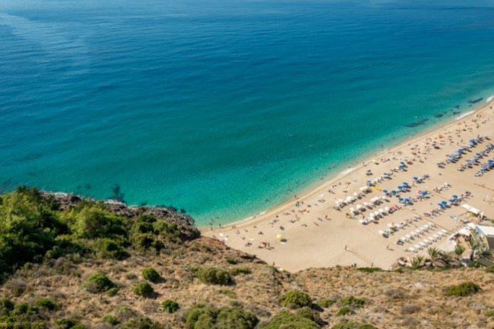 Kleopatra Plajı Kamp Alanı