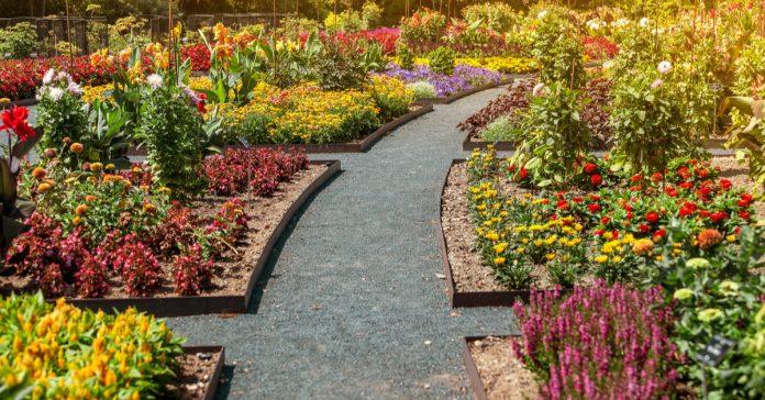 lyon botanik bahçe