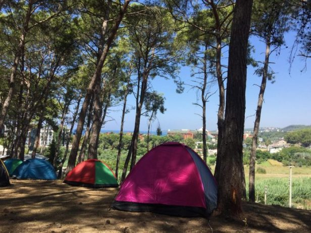 Mutlu Camping