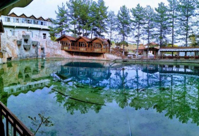 Safranbolu Dipsiz Göl Kamp Alanı